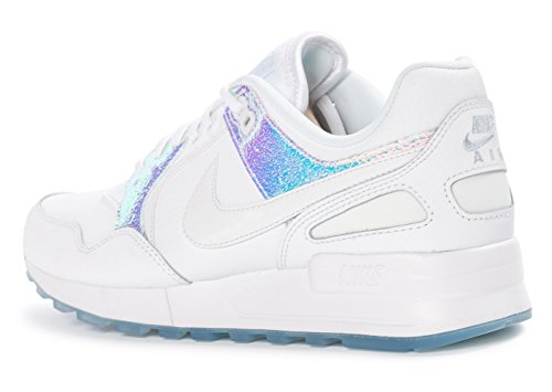 Nike 844889-100, Chaussures de Sport Femme, Blanc, 41 EU Blanc