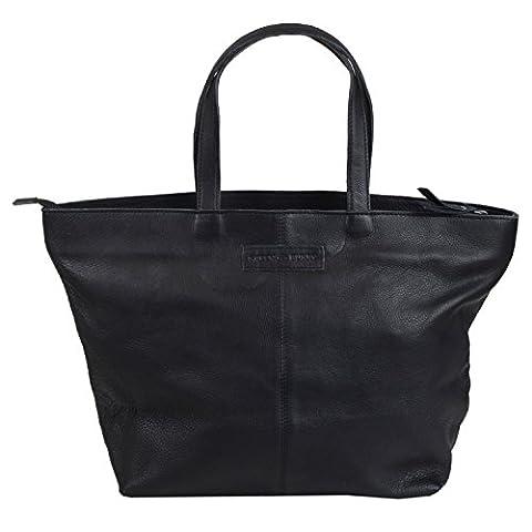Greenburry Boomer Shopper Tasche Leder 42 cm