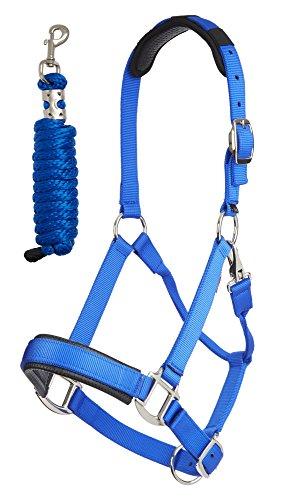 LeMieux ProSport–Cabezada y Leadrope–Benetton Azul, Full