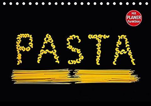 Pasta (Tischkalender 2018 DIN A5 quer): Appetitliche Fotografien von Pasta (Geburtstagskalender, 14 Seiten ) (CALVENDO Lifestyle) [Kalender] [Apr 01, 2017] Jäger, (Olivenöl Basilikum Pasta)