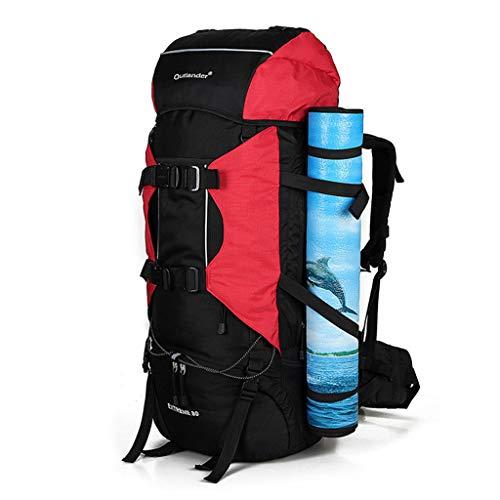 5f91017cd80d78 TY-Outdoor backpack MMM @ Mochila de Alpinismo Coco 80L Mochila Ligera  Impermeable para Deportes al Aire Libre Pesca en Camping Esquí de Ciclismo,  ...