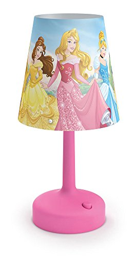 Philips-Lampe-nomade--piles-LED-Motif-Princess-Rose