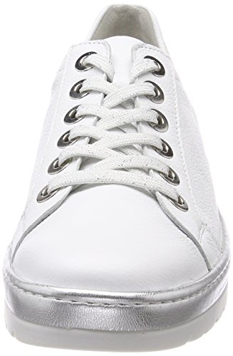 Semler Damen Ruby Sneaker Weiß (Weiss)