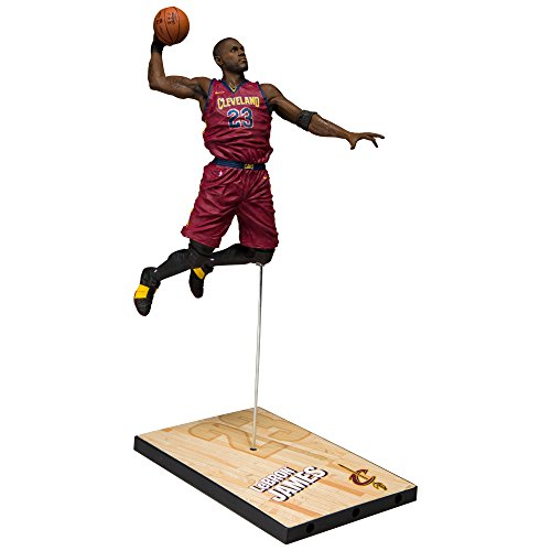 McFarlane NBA Series 31 LEBRON JAMES #23 - Cleveland Cavaliers Sports Picks Figure