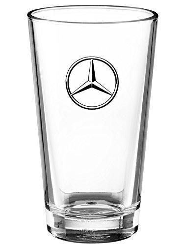 Trinkglas, 6er-Pack , Mercedes Benz
