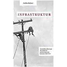 Infrastruktur: Ein Schlüsselkonzept der Moderne und die deutsche Literatur 1848-1914