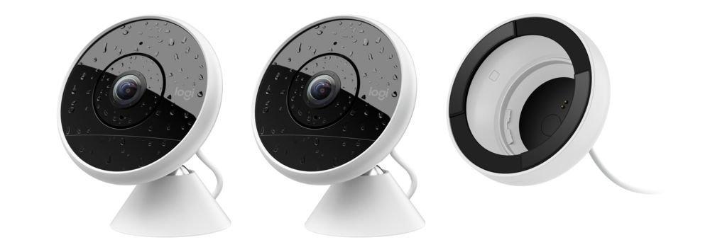 Logitech Caméra de Surveillance