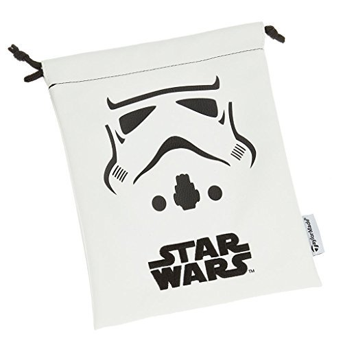TaylorMade Golf 2017 Star Wars Valuables Pouch Mens Golf Accessories Bag White/Black Stormtrooper