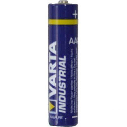 Varta industrial en vrac, alcalines type lR03 1,5 v