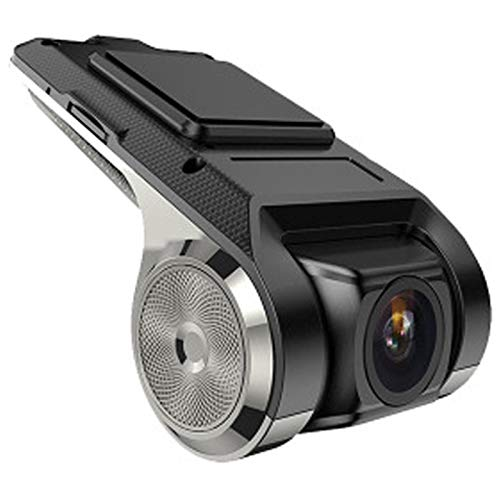 Monland USB Auto Dvr Kamera, Die Recorder Hd Video Recorder Für Android 4.2/4.4/5.1.1/6.0.1/7.1 DVD GPS Spieler Dvr Kamera F?HRT (Kamera Video-recorder)