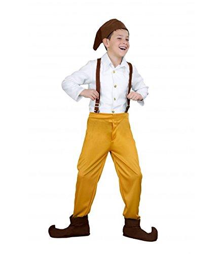 Imagen de disfraz enanito talla 1 2 años  1 2 años