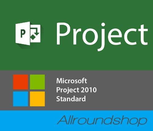 Microsoft Project 2010 Standard Vollversion deutsch 1PC (ohne Datenträger) (Microsoft Project 2010 Software)