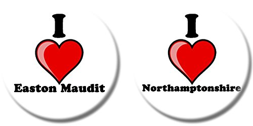 set-of-two-i-love-easton-maudit-button-badges-northamptonshire-choice-of-sizes-25mm-38mm-38mm-1