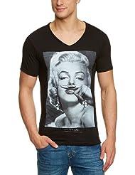 Eleven paris - marilyn - t-shirt - imprimé - homme