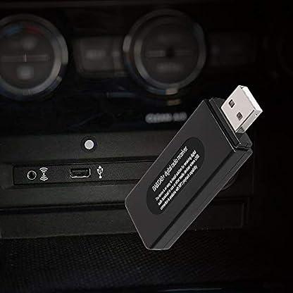 Semine-Auto-Digital-Audio-Eingangsschnittstelle-USB-Audio-Eingangsadapter-Musikschnittstelle-DAB-Radio-Digital-Radioempfnger