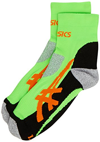 Asics Chaussettes Nimbus Vert Gecko Taille 4 (Taille Fabricant: Taille 4)