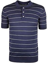 c0d9d9d08c9 Gant Polo Shirt Pinstripe - 81351 / G. Cotton Silk Pintstripe Polo - M(
