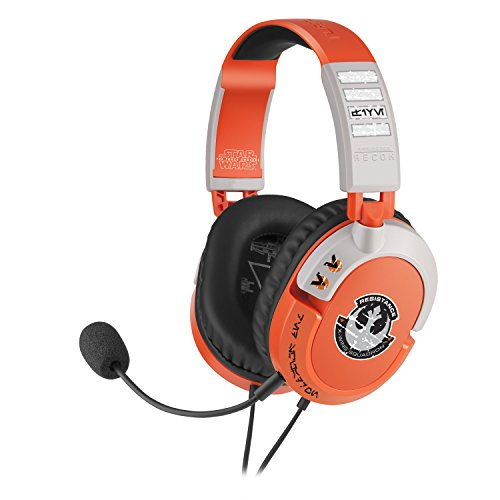 Turtle Beach Star Wars-Wing Pilot Gaming Headset Kits Headset Anschluss (S): Jack 3,5 mm