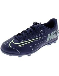 Nike Jr Vapor 13 Club MDS Fg/MG, Scarpe da Calcio Unisex – Bambini