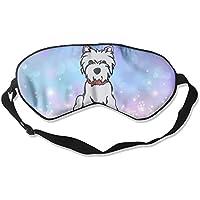I Love My Westie 99% Eyeshade Blinders Sleeping Eye Patch Eye Mask Blindfold For Travel Insomnia Meditation preisvergleich bei billige-tabletten.eu