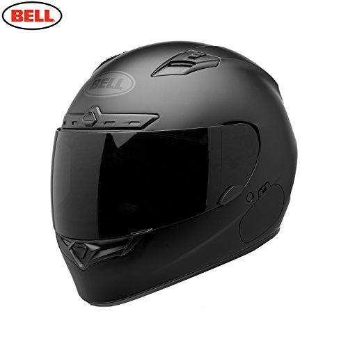 7093144 – Bell Qualifier DLX Motorcycle Helmet L Blackout Matt Black