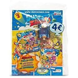 Superzings S2 - Pack de Inicio Exclusivo