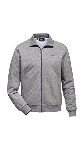 HV Polo Sweater Matson, XXXL   Grey Melange