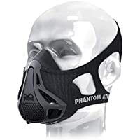 Phantom Athletics Trainingsmaske - Atemwiderstands Trainings für mehr Leistung im Sport