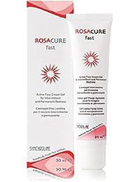 Synchroline Rosacure Fast - Gel crema antirojeces, 30 ml