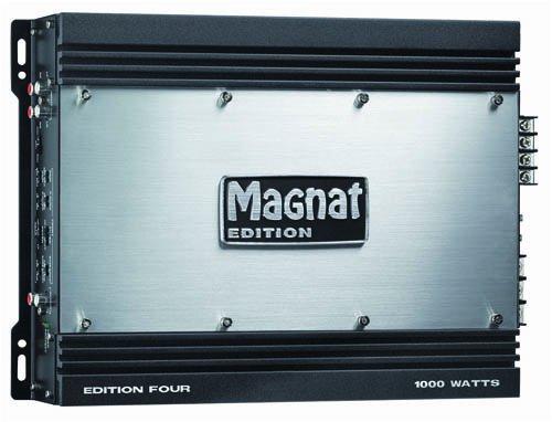 MAC AUDIO MPExclusive 4.0 XL 1200 Watt MAX AMP 4-Kanal Auto Verstärker