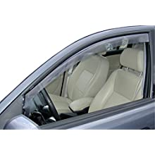 Window Visors compatible with Fiat Linea sedan 2007-