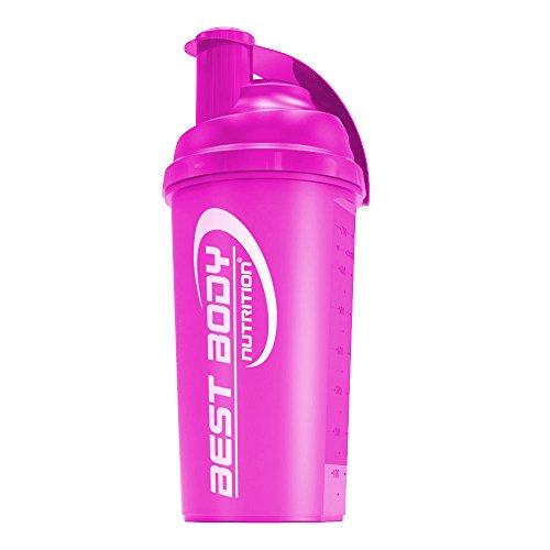 Best Body Nutrition Eiweiß Shaker 700ml, pink