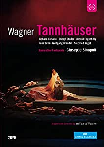 Wagner, Richard - Tannhäuser (NTSC) [2 DVDs]