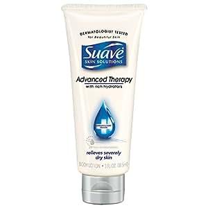Suave Body Lotion, Advanced Therapy 3 oz