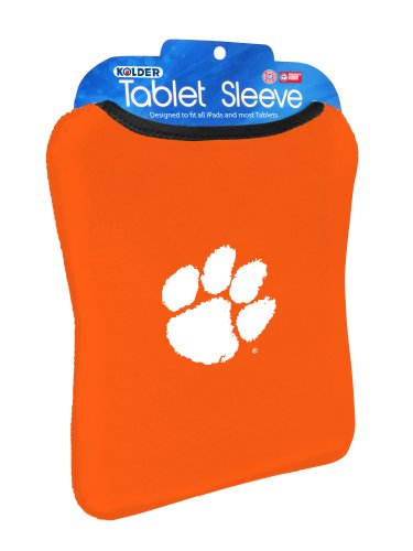 Clemson University Tiger Tablet Sleeve University Tigers