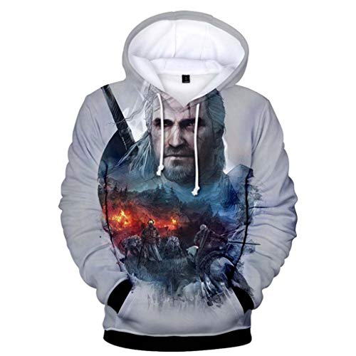 GK-NANA Sweatshirt/Hoodie Langarm Pullover / 3D Hoodie / / Spiel Hoodie/Lose Hoodie/Unisex Sweatshirt