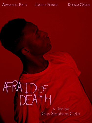 Afraid of Death Cover