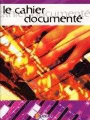 Musique : cahier documente   ref.3673