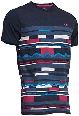 Hollister - Camiseta - Camiseta - Manga corta - para hombre