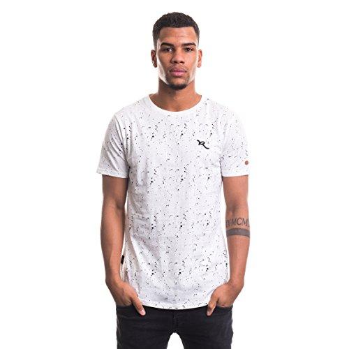 Rocawear Herren Oberteile / T-Shirt pointed ALMOST WHITE
