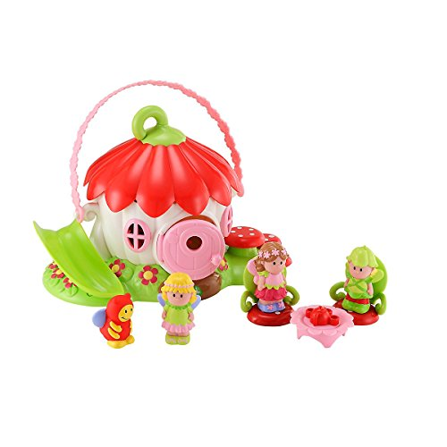 Early Learning Centre Figuren (Happy Land Fairy House)