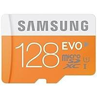 Samsung 128 GB microSDXC di Classe 10 ad alta velocità micro SDXC fino a 48 MB/s  Sd Samsung 128 GB microSDXC Classe 10