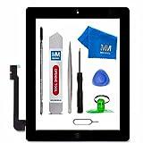Best Herramientas para reparar los productos de Apple - MMOBIEL Digitalizador Pantalla táctil frontal para iPad 3 Review