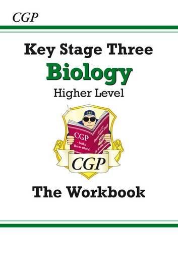 KS3 Biology Workbook - Higher: Life Processes and Living Things Workbook (Levels 3-7) (Workbooks)