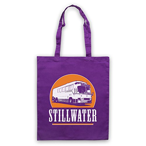 Inspire par Almost Famous Stillwater Officieux Sac d'emballage