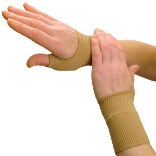 Muñequeras Férula de pulgar compresión del gel guantes de la ayuda de muñeca y Terapia Alivio contra la artritis