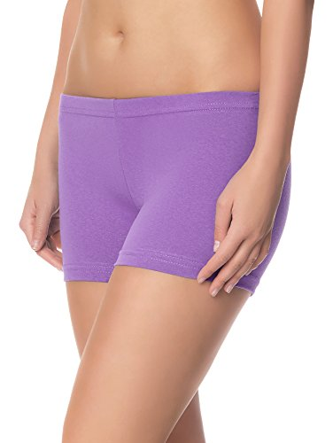Ladeheid Damen Shorts LAMA05 Violett27
