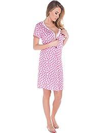 Italian Fashion If Women's Nursing Nightdress Amor Mama 0114