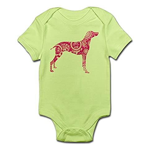 CafePress - German Shorthaired Pointer - Cute Infant Bodysuit Baby Romper