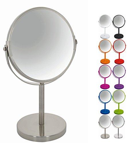 Spirella Schminkspiegel Kosmetikspiegel Standspiegel Badezimmerspiegel